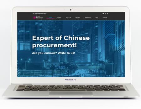 Omnitrade honlap készítés tanácsadóknak referencia chinasourcing